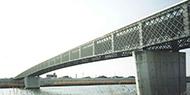 正徳橋防鳩工事